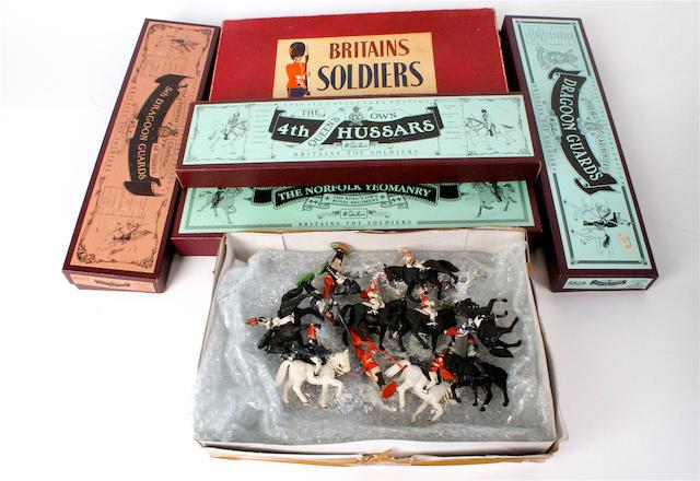 Britains set 2062, Seaforth Highlanders 53