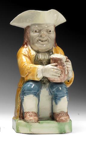 A Ralph Wood II Toby jug