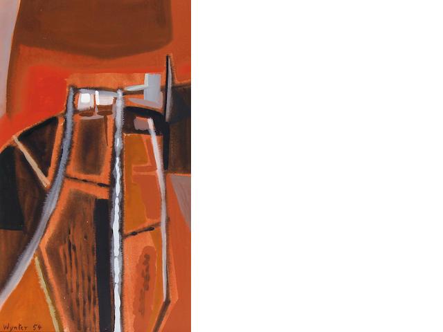 Bryan Wynter (British, 1915-1975) 'Madron'
