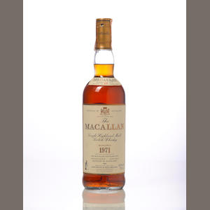 The Macallan-1971 18 year old