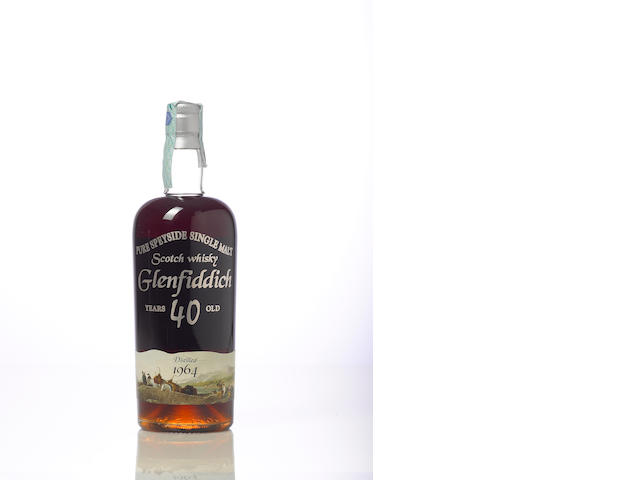 Glenfiddich-1964 40 year old