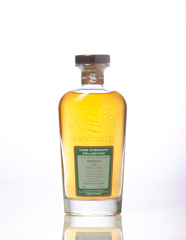 Benriach- 1966- 42 year old