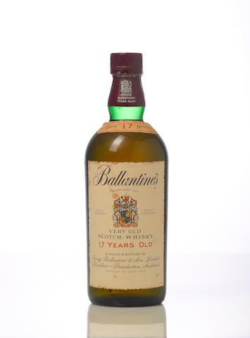 Ballantine's- 17 year old