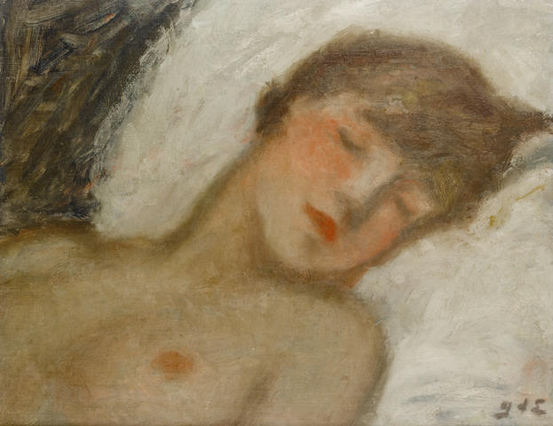 Georges D'Espagnat (1870-1950) Le Sommeil