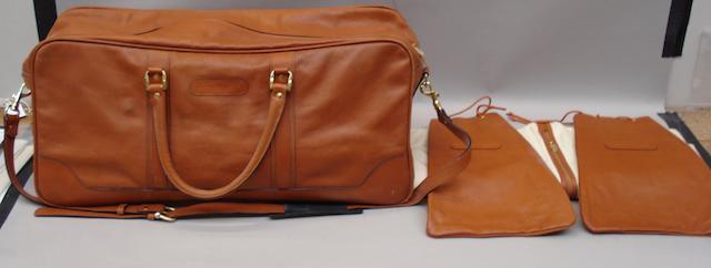 An Aston Martin bag,