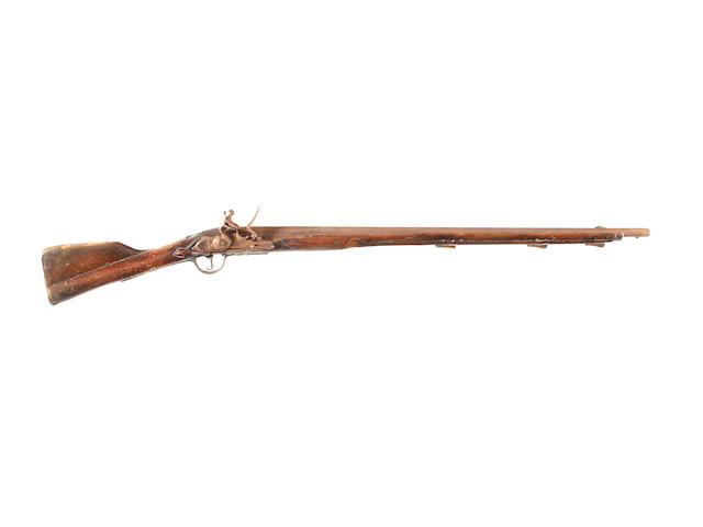 A Prussian Flintlock Service Musket C.1740