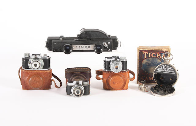 Subminiature cameras 5