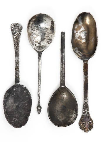 A group of spoons
