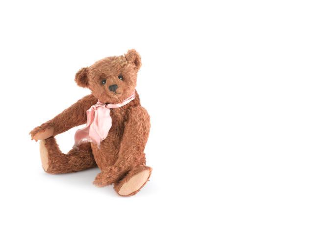 Fine Steiff Teddy bear, German circa 1909