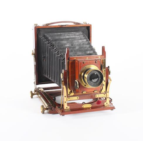 Houghton Triple Victo field camera