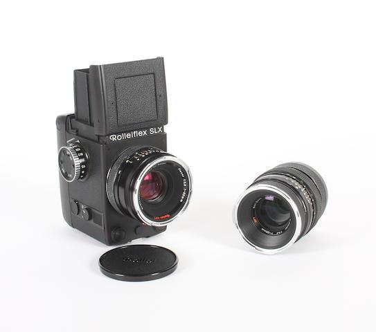 Rolleiflex SLX camera