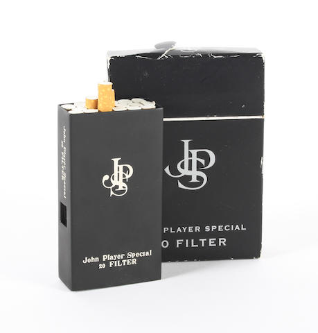 John Player Special camera