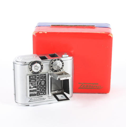 Tessina Automatic 35mm camera