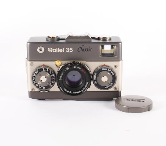 Rollei 35 Classic camera