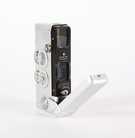 Gami-16 camera