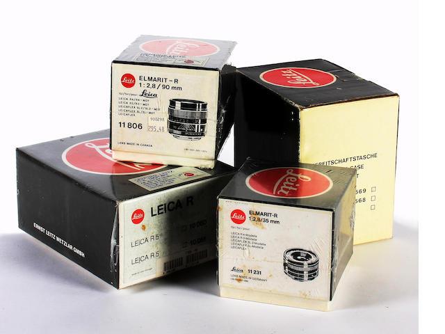 Leica R5 camera 5