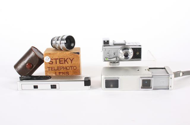 Steky Model IIIB camera