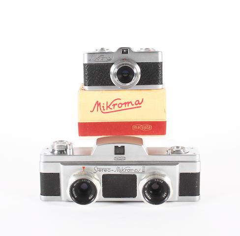 Mikroma cameras 2