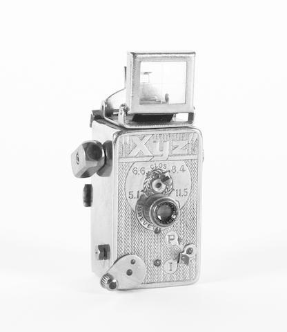 """Lancart France """"Xyz"""" camera"""