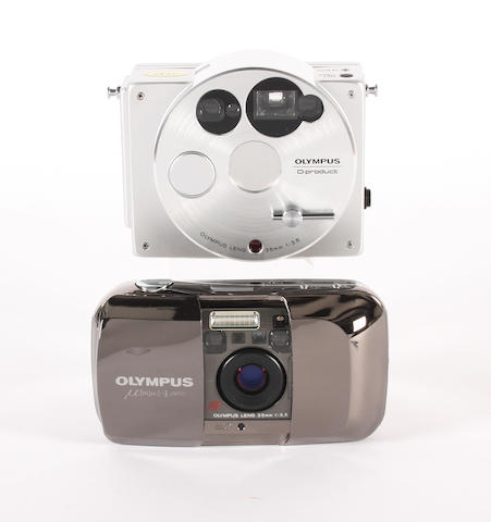 Olympus O-Product and Miju-1 cameras 2