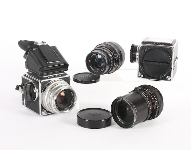 Hasselblad equipment