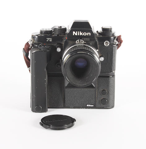 Nikon F3 camera