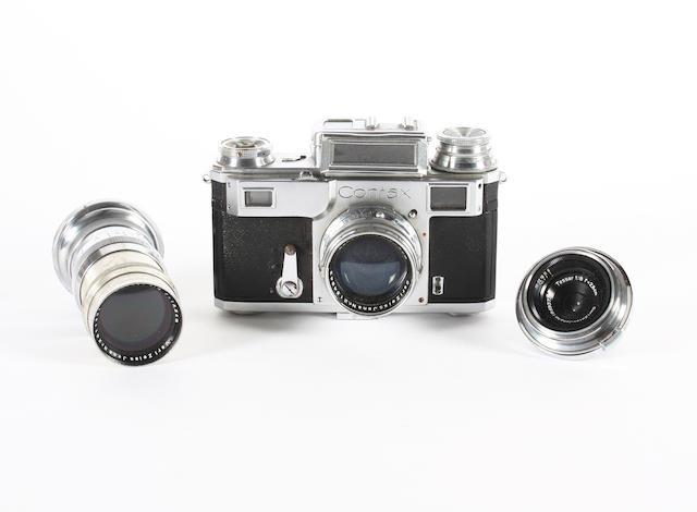 Contax 3 camera