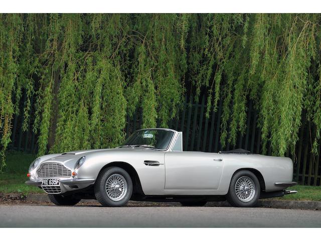 1968 Aston Martin DB6 Volante