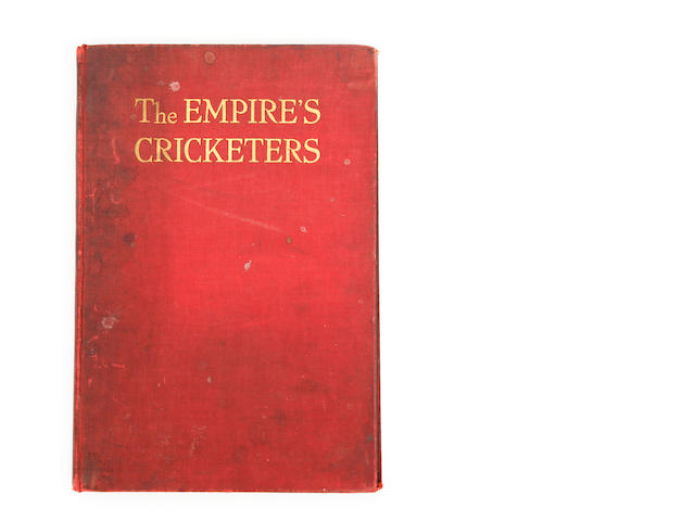 1905 'The Empire's Cricketers'