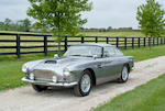 1961 Aston Martin DB4 Series II Sport Saloon  Chassis no. DB4/527/R Engine no. 370/538