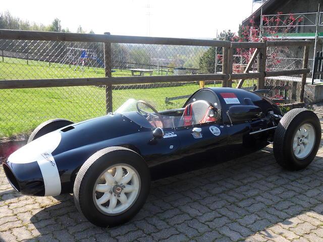 1958 Cooper F2,