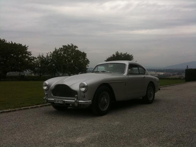 1958 Aston Martin DB2/4 MK III Coupé  Chassis no. AM300/3/1560