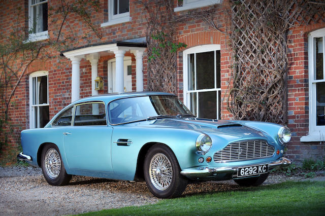 1962 Aston Martin DB4 Series 4 'Special Series' Engine,