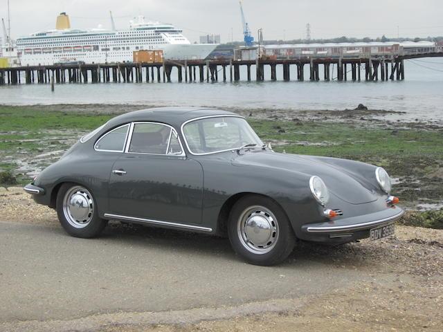 1964 Porsche 356C Coupé  Chassis no. 356C160032221033