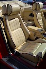 One of Eight produced, Ex-Chris Eubank,1994 Aston Martin 6.3-Litre V8 Vantage Volante  Chassis no. 60148 Engine no. 89/60148/A