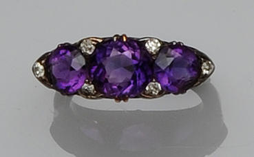 Two 19th century rings (2)