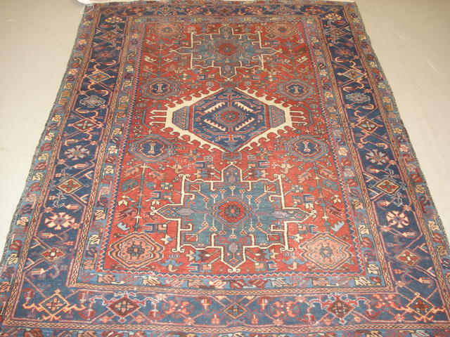 A Karaja rug North West Persia, 190cm x 143cm