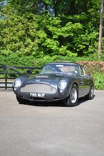 1961 Aston Martin DB4GT 4.0-Litre Recreation  Chassis no. DB4/683/R Engine no. 370/675