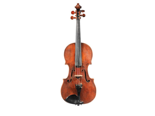 A Violin of the Vuillume School circa 1880 (2)