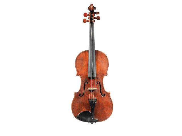 A Violin of the Vuillume School circa 1880 (2)