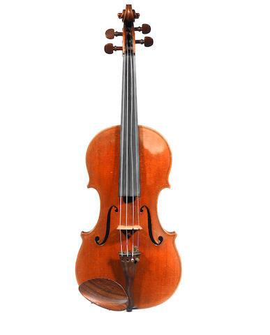 A Violin by Thomas Earle Hesketh circa 1930 (3)