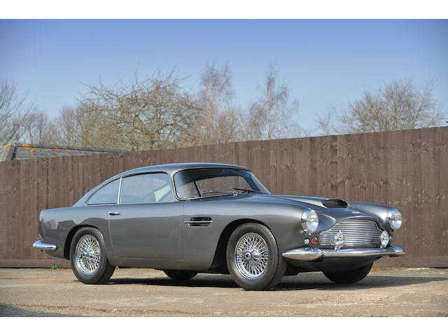 Left-hand drive,1959 Aston Martin DB4 Sports Saloon  Chassis no. DB4/144/L Engine no. 370/150