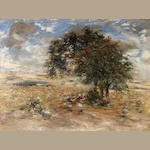 William McTaggart Showery Harvest Day