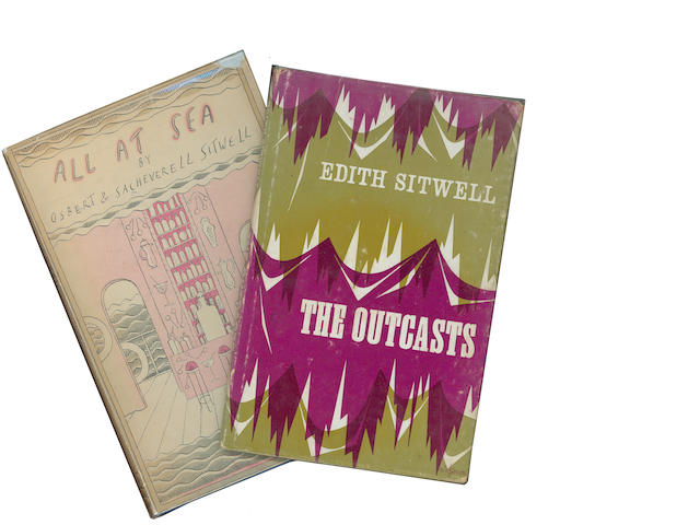 SITWELLS SITWELL (OSBERT, EDITH and SACHEVERELL) Trio: Dissertations on Some Aspects of National Genius