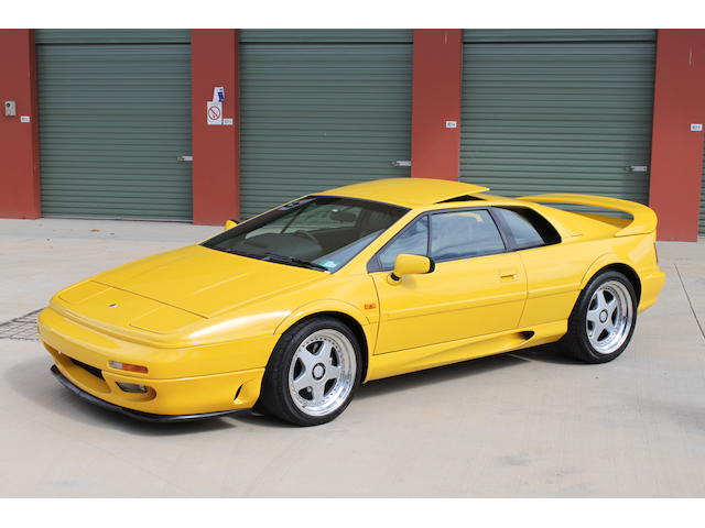 1997 Lotus Esprit S4S  Chassis no. TBC Engine no. TBC
