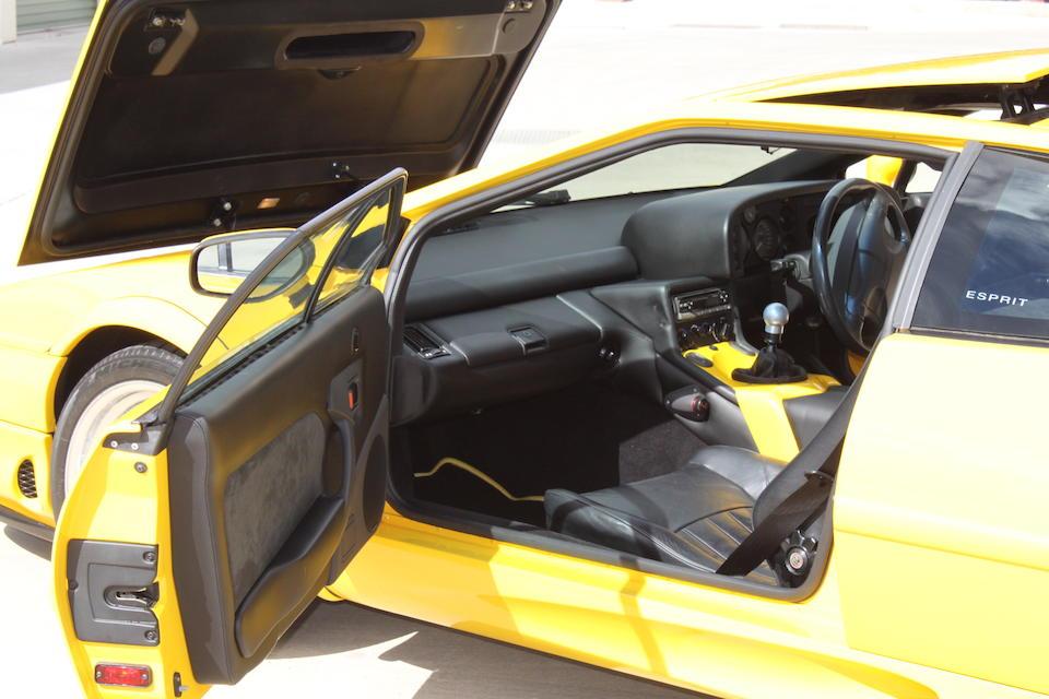 1997 Lotus Esprit GT3 S  Chassis no. SCC082910VHA62199 Engine no. LN910970829780T