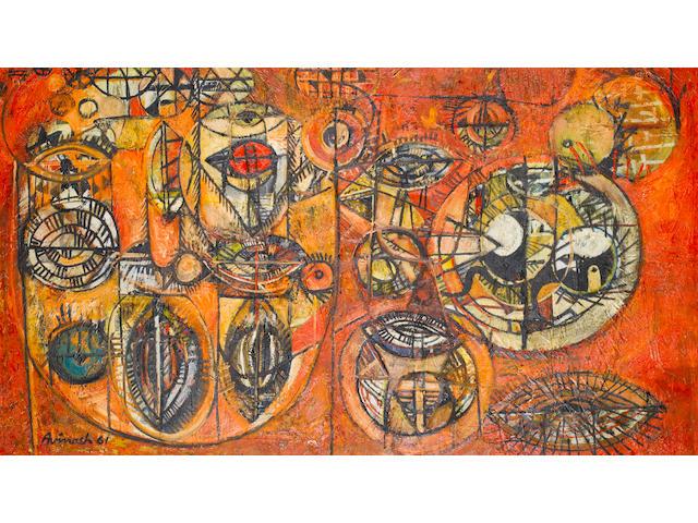 Avinash Chandra (India, 1931-1991) Untitled,