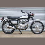 1962 Matchless G12CS