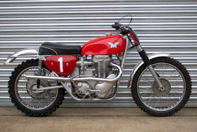 c.1962 Matchless G85CS Replica