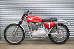 c.1962 Matchless G85CS Replica,